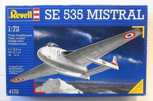 REVELL 1/72 4172 SE 535 MISTRAL