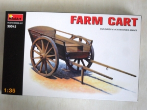 MINIART 1/35 35542 FARM CART