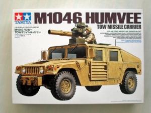 TAMIYA 1/35 35267 M1046 HUMVEE TOW