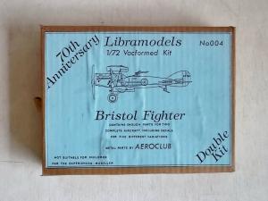 LIBRAMODELS 1/72 004 BRISTOL FIGHTER
