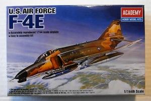 ACADEMY 1/144 12605 US AIR FORCE F-4E