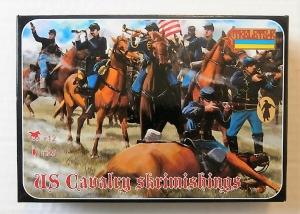 STRELETS 1/72 151 US CAVALRY GETTYSBURG
