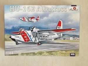 A MODEL 1/144 1415 HU-16E ALBATROSS