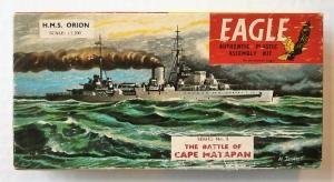EAGLEWALL 1/1200 HMS ORION