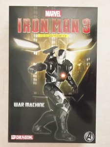 DRAGON 1/9 38323 IRON MAN 3 WAR MACHINE