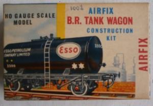 AIRFIX AIRFIX TYPE II BOXES R.1 B.R. TANK WAGON