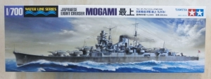 TAMIYA 1/700 31359 MOGAMI JAPANESE LIGHT CRUISER