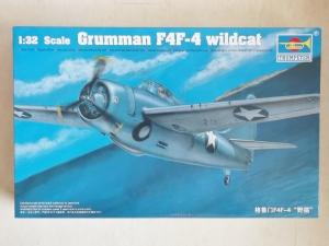 TRUMPETER 1/32 02223 GRUMMAN F4F-4 WILDCAT