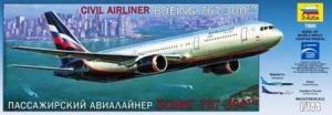 ZVEZDA 1/144 7005 BOEING 767-300 AEROFLOT
