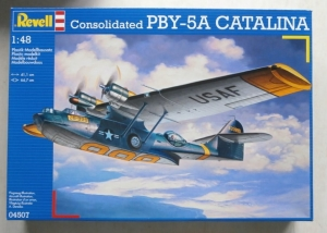 REVELL 1/48 04507 CONSOLIDATED PBY-5A CATALINA