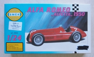 SMER 1/24 0952 ALFA ROMEO ALFETTA 1950