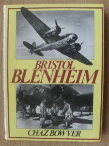 CHEAP BOOKS  ZB311 BRISTOL BLENHEIM