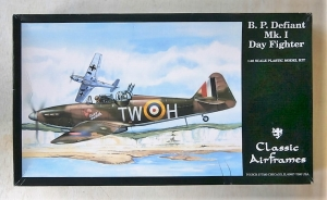 CLASSIC AIRFRAMES 1/48 471 BP DEFIANT Mk.I DAY FIGHTER