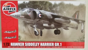AIRFIX 1/72 03003 HAWKER SIDDELEY HARRIER GR.1