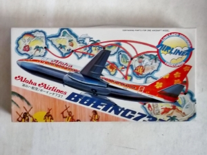 HASEGAWA 1/200 LA6 BOEING 737 ALOHA AIRLINES