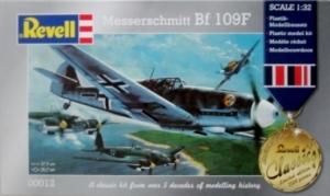 REVELL 1/32 00012 MESSERSCHMITT Bf 109F