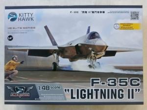 KITTYHAWK 1/48 80132 F-35C LIGHTNING II