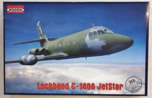 RODEN 1/144 316 LOCKHEED C-140A JETSTAR