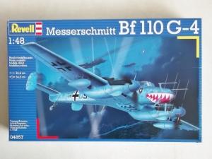 REVELL 1/48 04857 MESSERSCHMITT Bf 110 G-4 NIGHTFIGHTER