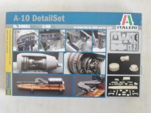 ITALERI 1/48 26001 A-10 DETAIL SET