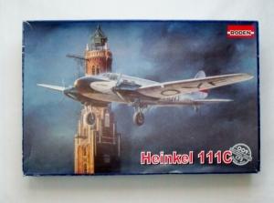 RODEN 1/72 009 HEINKEL He 111C