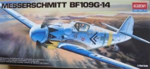1/72 1653 MESSERSCHMITT Bf 109G-14