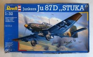 REVELL 1/32 04711 JUNKERS Ju 87D STUKA