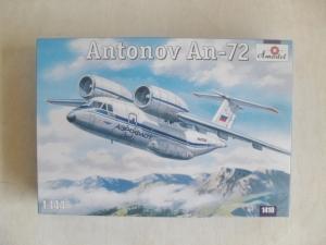 A MODEL 1/144 1410 An-72