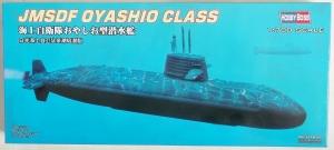 HOBBYBOSS 1/700 87001 JMSDF OYASHIO CLASS