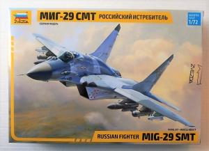 ZVEZDA 1/72 7309 MiG-29 SMT