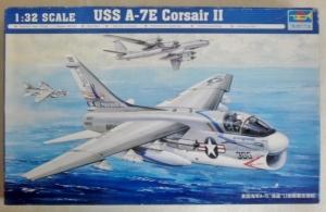 TRUMPETER 1/32 02231 USS A-7E CORSAIR II  UK SALE ONLY