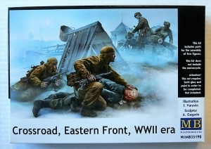 MASTERBOX 1/35 35190 CROSSROAD EASTERN FRONT WWII