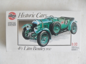 AIRFIX 1/32 02446 1930 BENTLEY 4.5LTR
