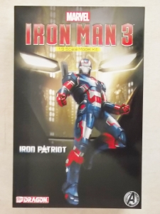 DRAGON 1/9 38324 IRON MAN 3 IRON PATRIOT