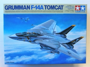 TAMIYA 1/48 61114 GRUMMAN F-14A TOMCAT