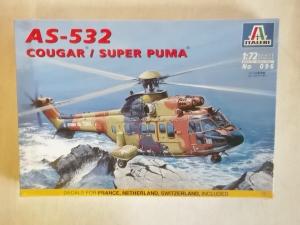 ITALERI 1/72 096 AS-352 COUGAR/SUPER PUMA