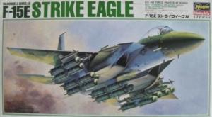 HASEGAWA 1/72 K18 McDONNELL DOUGLAS F-15E STRIKE EAGLE