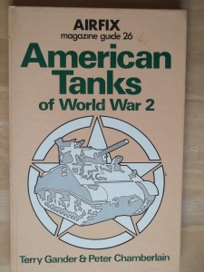 AIRFIX GUIDES  26. AMERICAN TANKS OF WORLD WAR 2