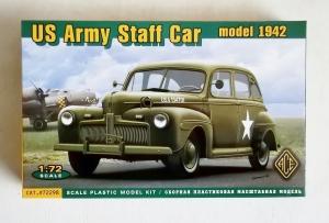 ACE 1/72 72298 US ARMY STAFF CAR MODEL 1942
