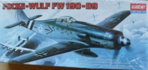 1/72 1660 FOCKE-WULF Fw 190-D9