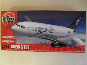 AIRFIX 1/144 04178 BOEING 737 AIR NEW ZEALAND