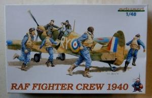 EDUARD 1/48 8507 RAF FIGHTER CREW 1940