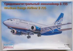 EASTERN EXPRESS 1/144 14420 MEDIUM RANGE AIRLINER B735