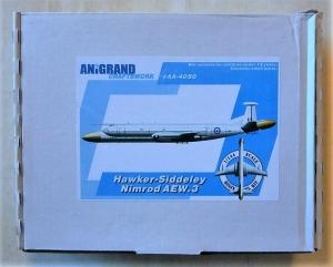 ANIGRAND 1/144 4050 HAWKER-SIDDELEY NIMROD AEW.3