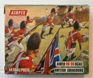AIRFIX HO/OO S40 BRITISH GRENADIERS