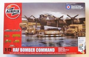 AIRFIX 1/72 50139 RAF BOMBER COMMAND GIFT SET