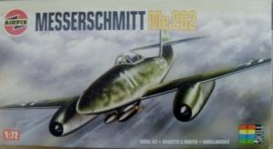 AIRFIX 1/72 01030 MESSERSCHMITT Me 262