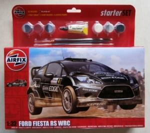 AIRFIX 1/32 55302 FORD FIESTA RS WRC STARTER SET