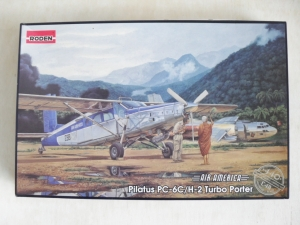RODEN 1/48 440 PILATUS PC-6C/H-2 TURBO PORTER