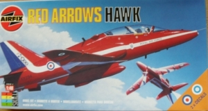 AIRFIX 1/48 05111 Bae RED ARROWS HAWK